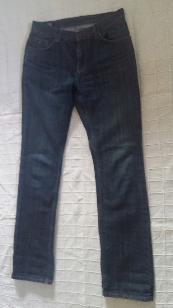 Jeansy TOMMY HILFIGER MERCER Straight FIT W33/L36