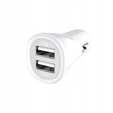 Kanex 2 Port USB Car Ładowarka 1-Port (1.0A) &