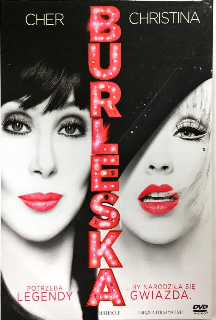 DVD BURLESKA