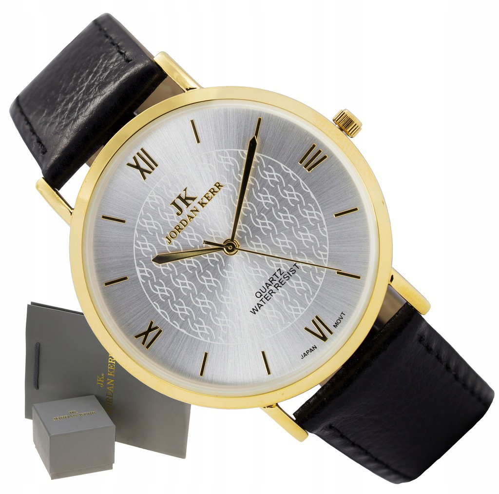 Zegarek uniseks Jordan Kerr retro 3lata gwarancji