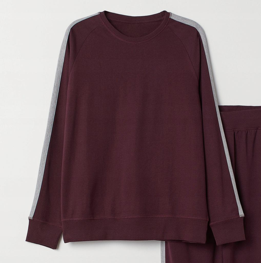 Piżama Bluza do spania H&M r.L