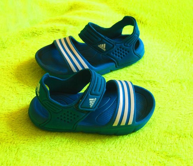sandały sportowe 27,5 Adidas