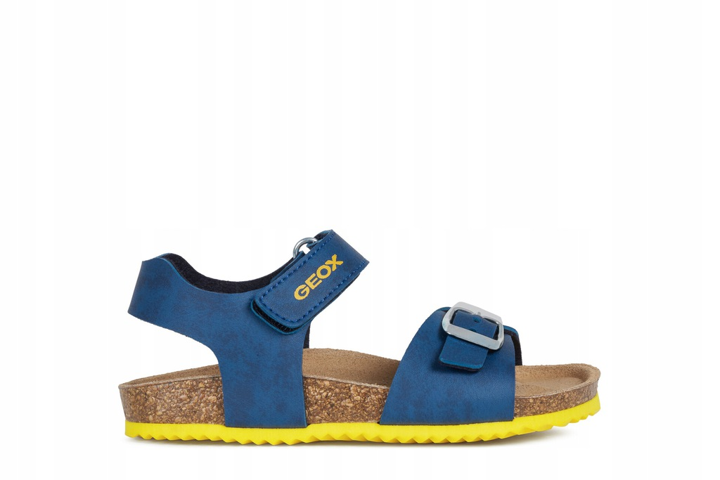 Sandały chłopięce fusbet Geox J028LB AVIO 28-33