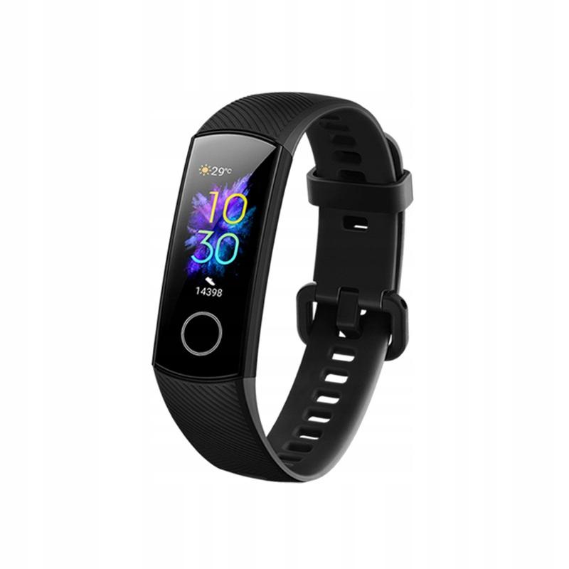 Huawei Honor Band 5 Smartband Opaska Czarny