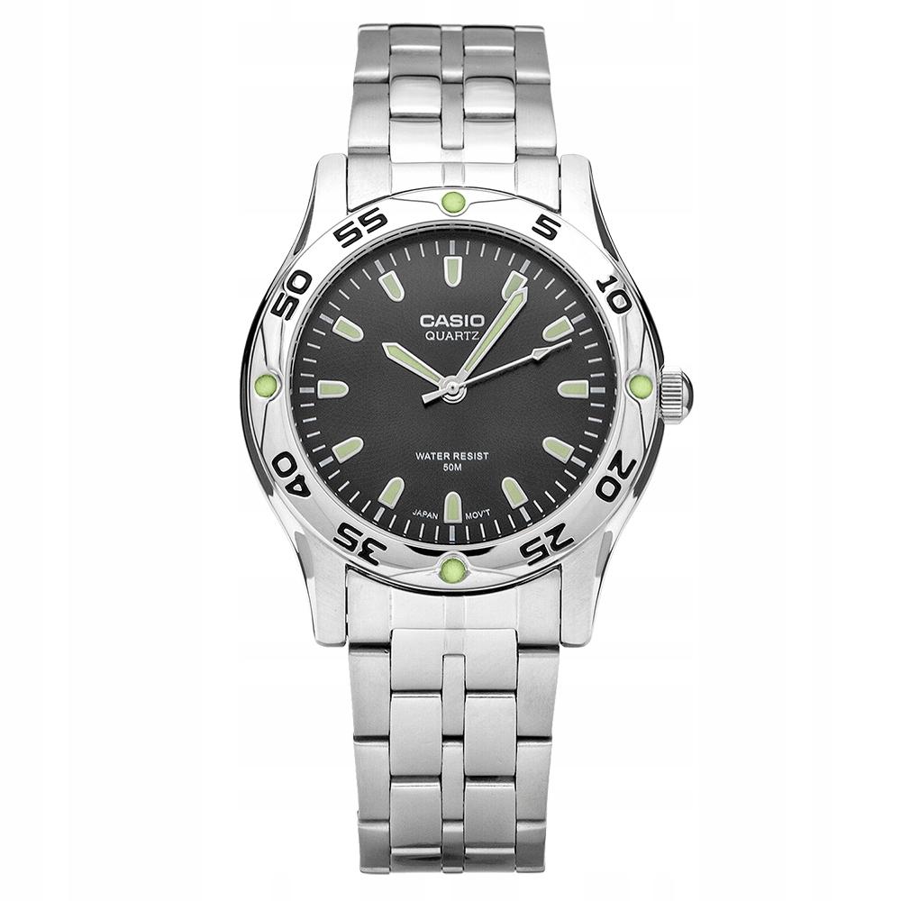 Zegarek męski Casio MTP-1243D-1A