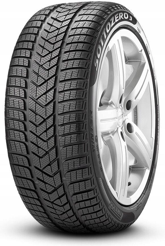 4 Pirelli Winter S.ZERO S3 225/55R16 99H XL FR