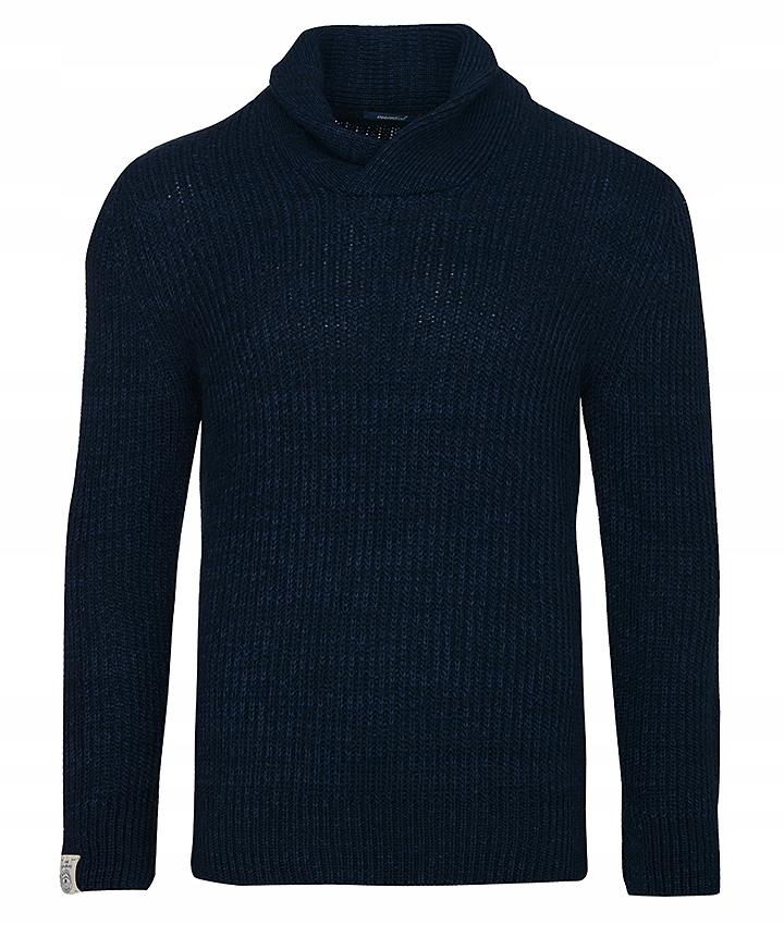 Sweter męski Pepe Jeans PÓŁGOLF ciepły miękki XXL