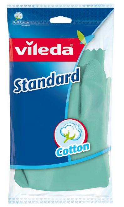 VILEDA rękawice gumowe STANDARD L