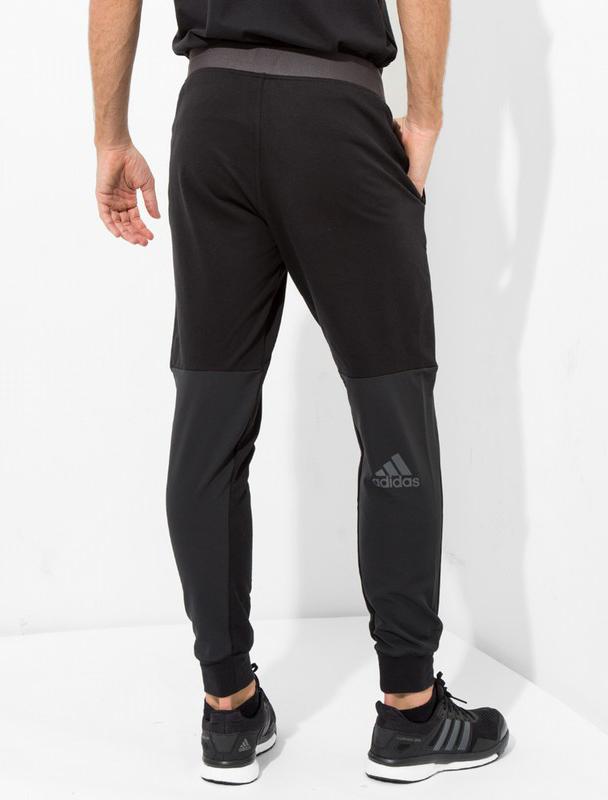 1283 spodnie męskie adidas dresowe stretch r xl Galeria