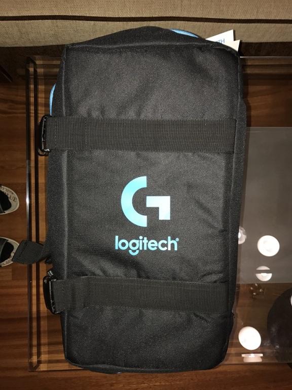Plecak Logitech na akcesoria komputerowe
