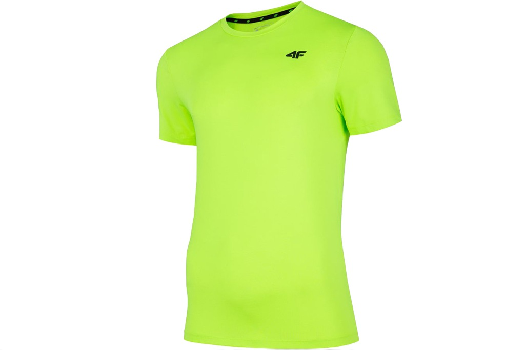 4F MEN'S FUNCTIONAL T-SHIRT (L) Męski T-shirt