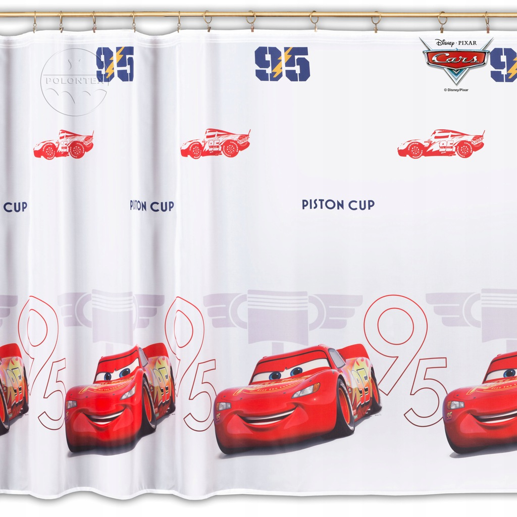 FIRANKA DZIECIĘCA Disney 220x150 Cars 2 DAL2