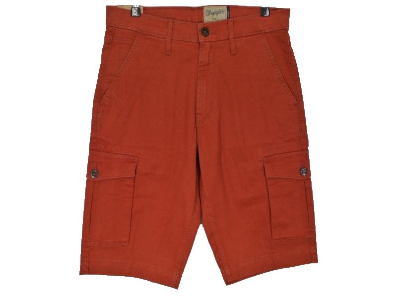 Spodenki męskie Wrangler Cargo Shorts W30