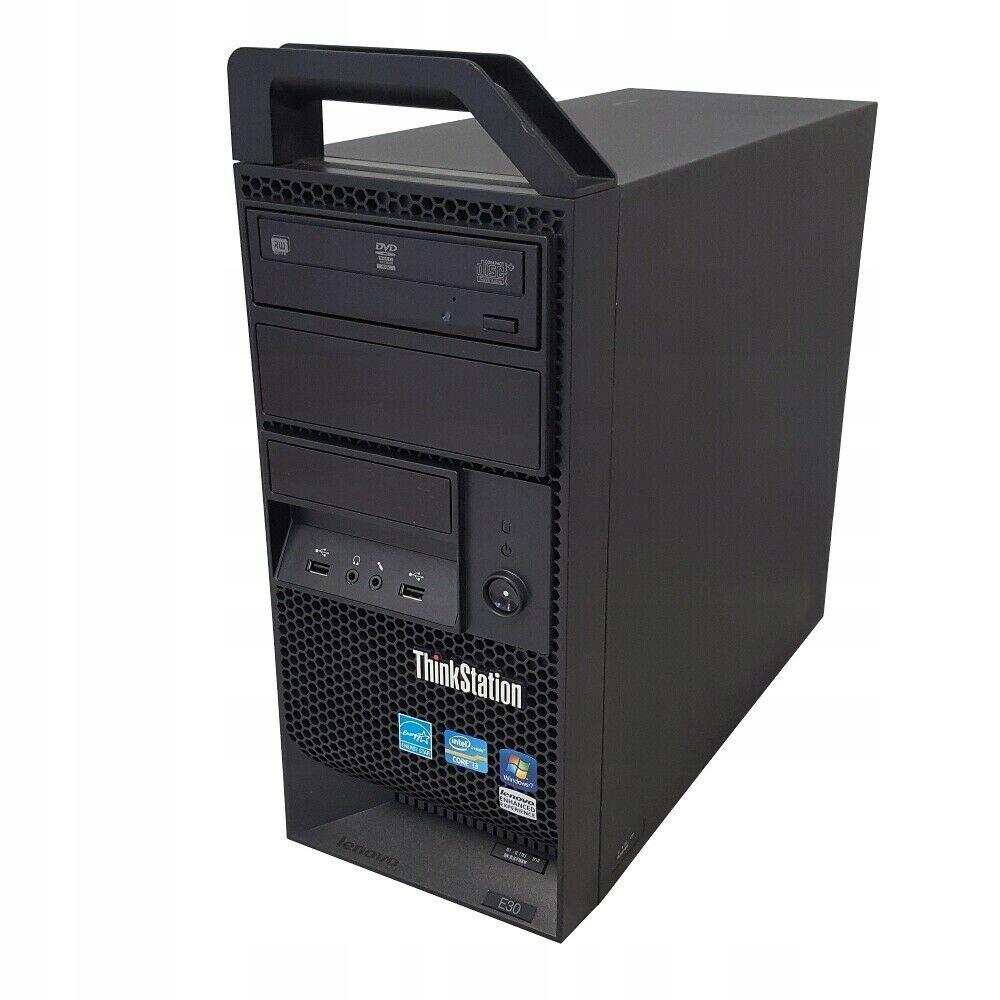 Sale! Lenovo E30 MT E3-1230/4GB/500GB Q2000 W10P A