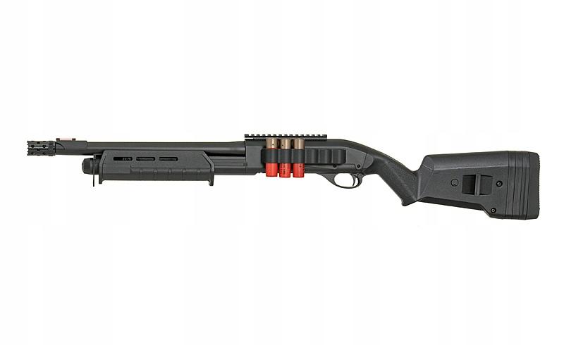 CM.356M Tactical Full Metal - Black [CYMA]