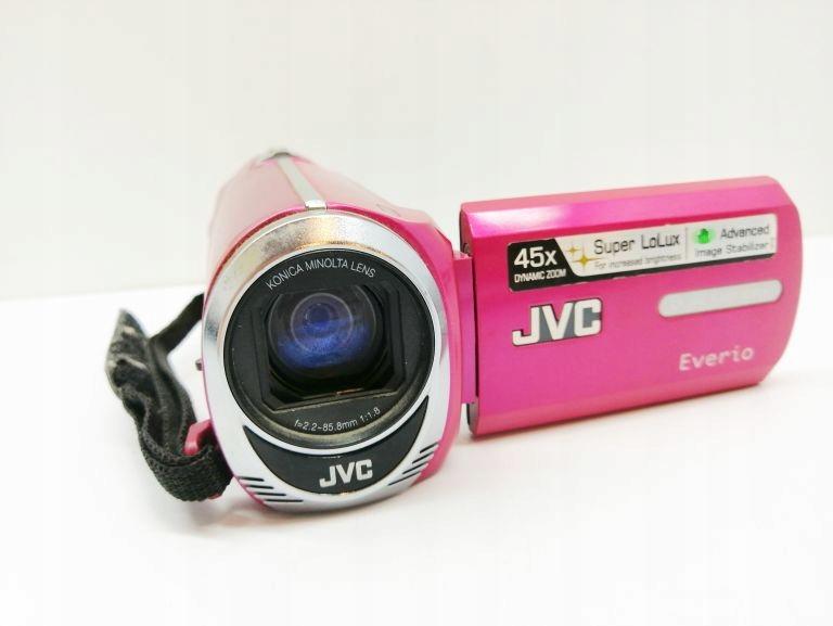 KAMERA JVC GZ-MS210PEK + ADAPTER