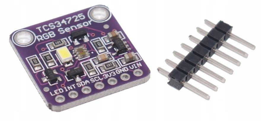 TCS34725 RGB Sensor