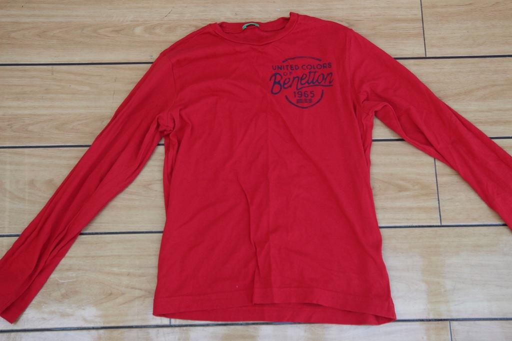 BENETTON koszulka t-shirt XL 152 j. nowy