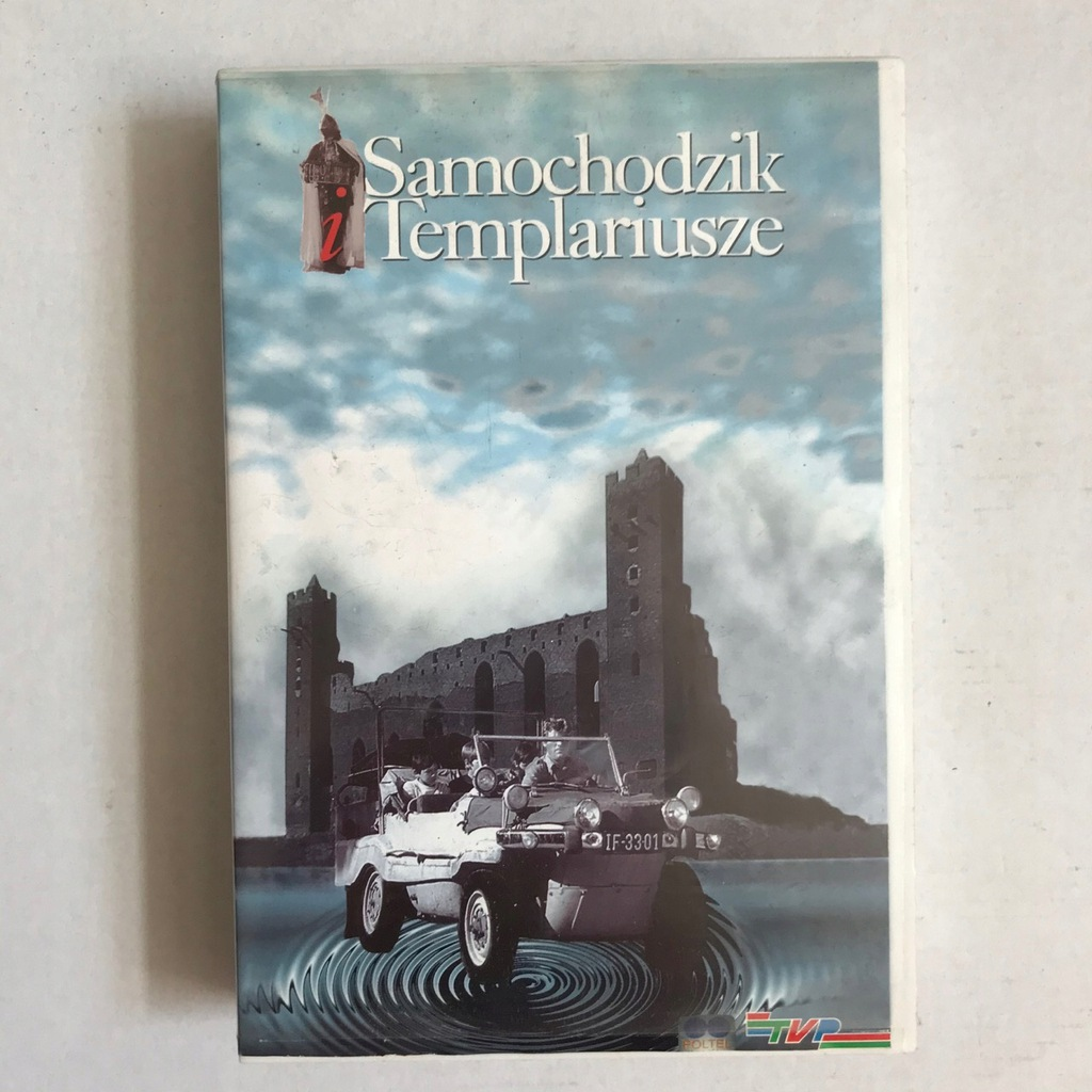SAMOCHODZIK I TEMPLARIUSZE, SERIAL TVP 1971
