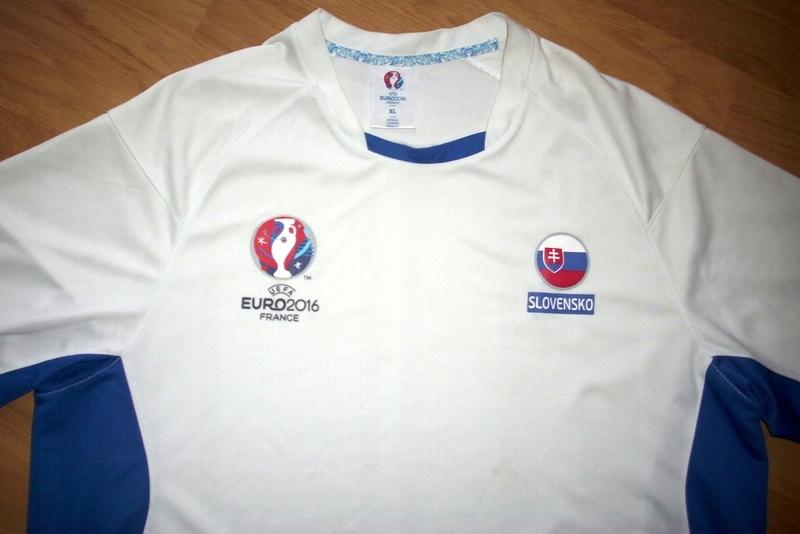 Koszulka Reprezentacja Slowacji Euro 2016 France 7538034318 Oficjalne Archiwum Allegro