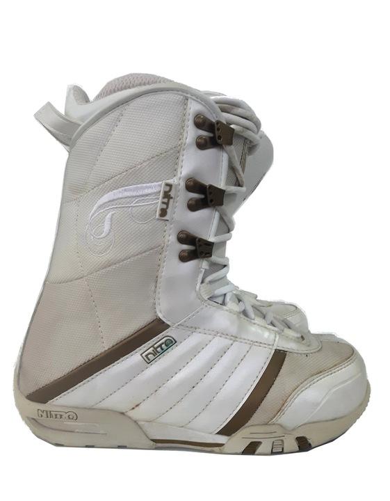 Super Buty Snowboardowe Nitro RIVAL roz. 40 2/3