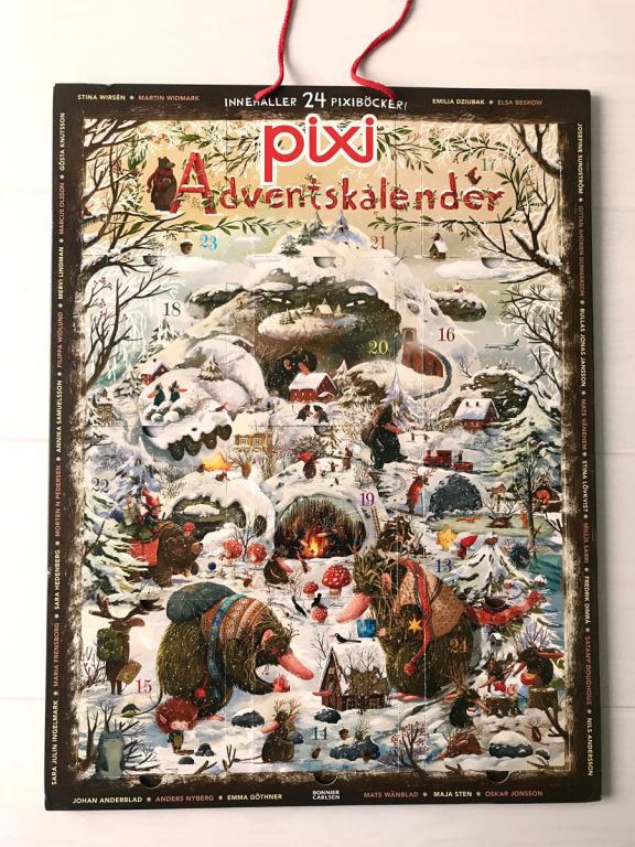 Kalendarz adwentowy - Pixi adventskalender