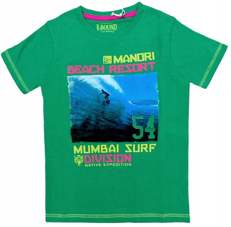T-shirt młodzieżowy Vegotex : Rozmiar: - 128