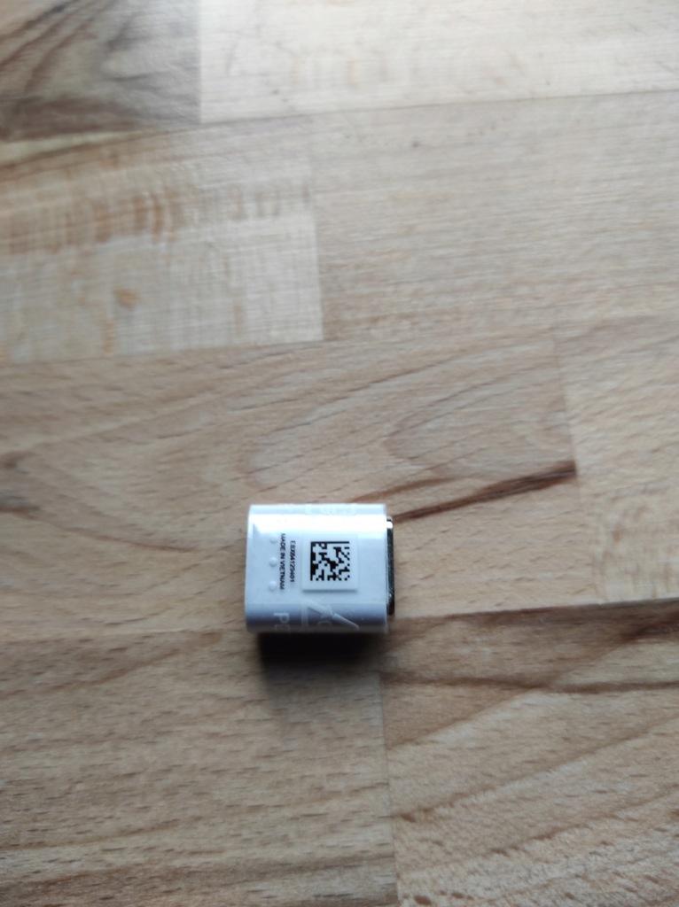 LG G8X przejściówka do ładowarki do Dual Screen