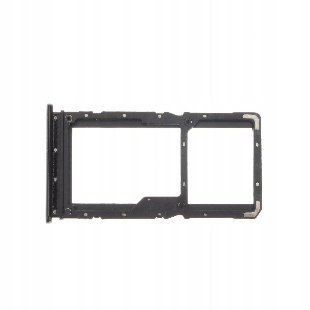 Szufladka karty sim do Xiaomi Redmi Note 7 czarny