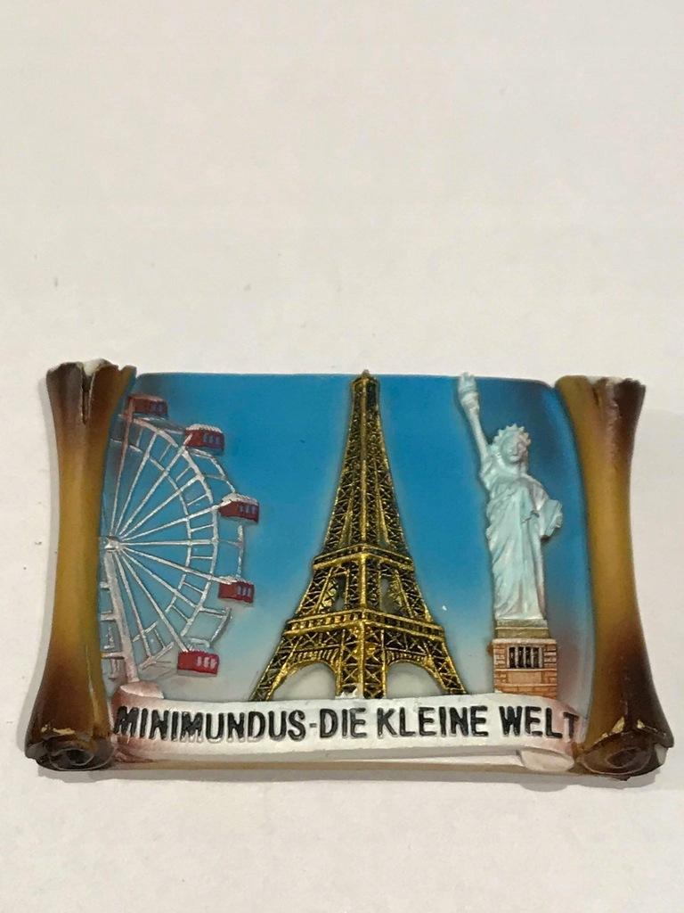 Magnes lodówkę magnez Francja Usa Austria mix