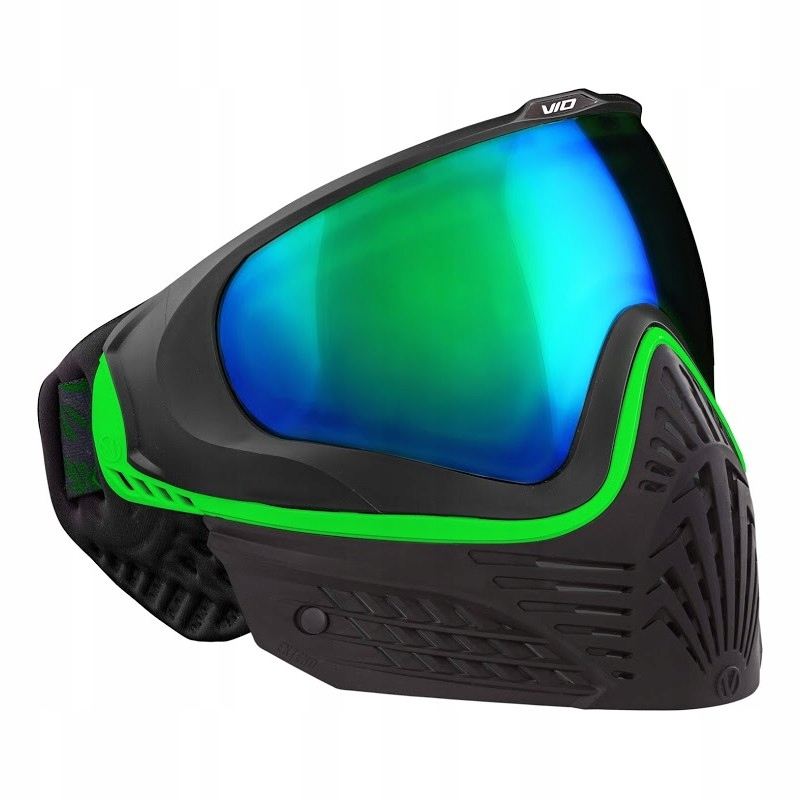 Maska Virtue VIO Extend - Black Emerald