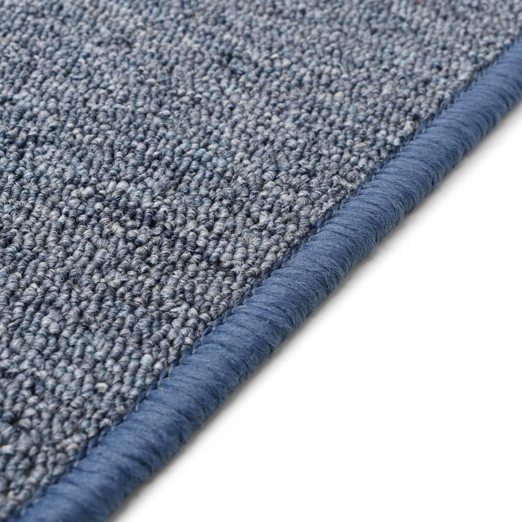 Dywan tuftowany, 160 x 230 cm, niebieski