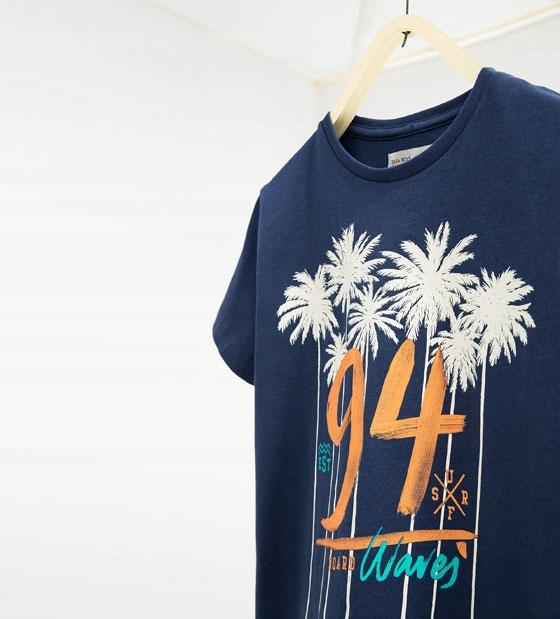 ZARA t-shirt R.128