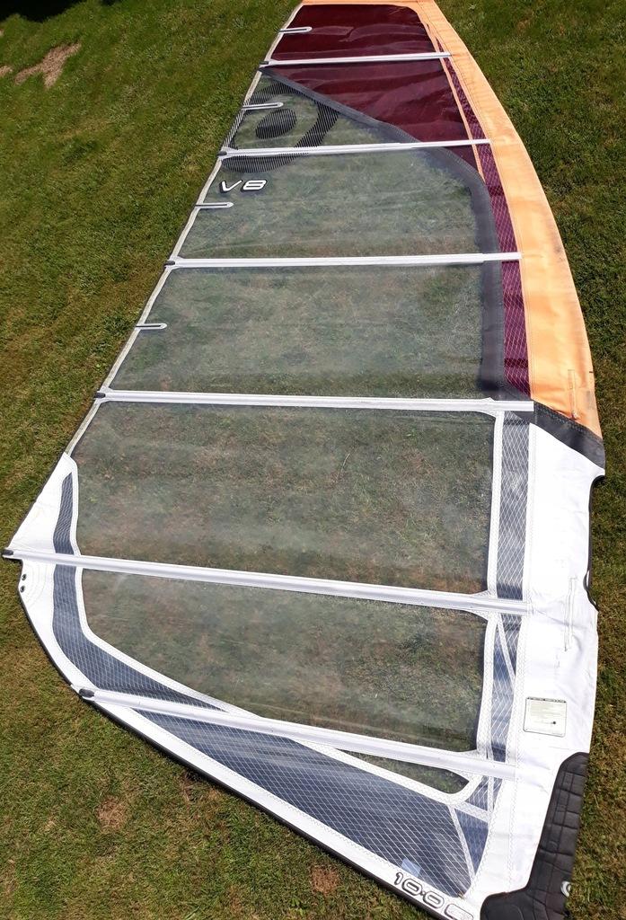 Żagiel windsurfingowy NeilPryde V8 10m2 BNP8V8010
