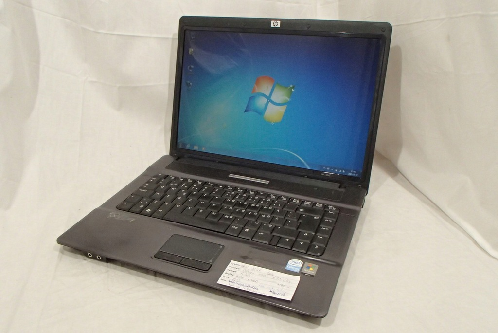 Hp 550 Hp550 Intel Celeron 530 2gb 120gb Windows 7 8467155235 Oficjalne Archiwum Allegro