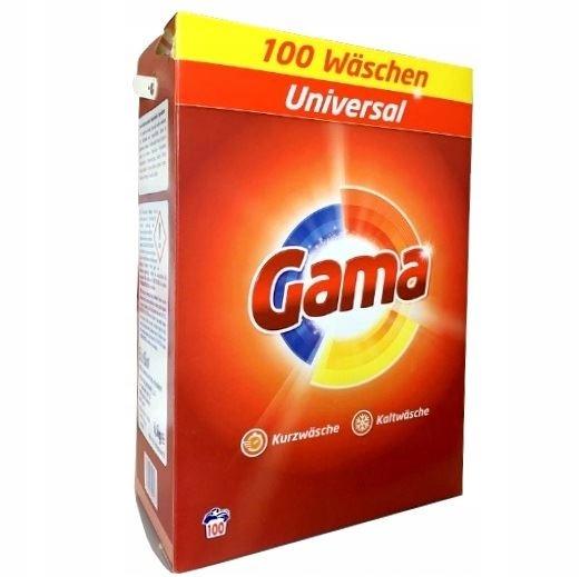 VIZIR Gama proszek 3w1 uniwersalny 6,5 kg DE