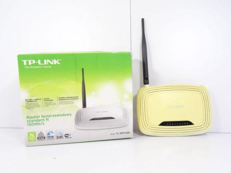 ROUTER TP LINK TL WR740N