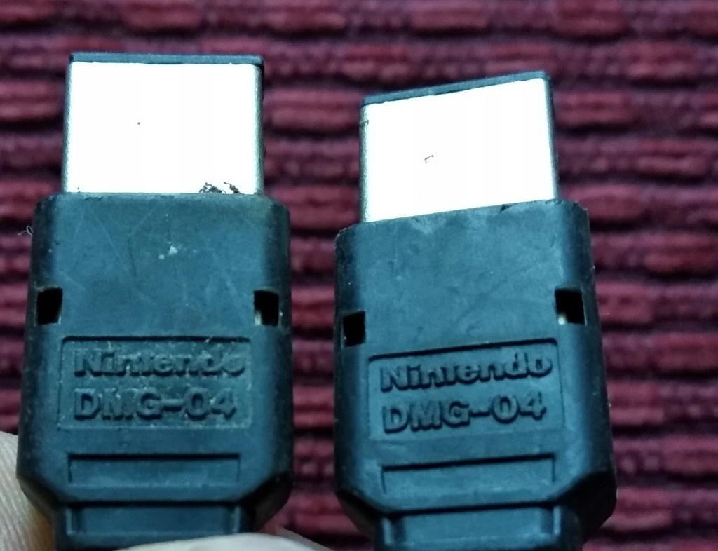 Przewód do Gameboy DMG - 04 Oryginał Nintendo