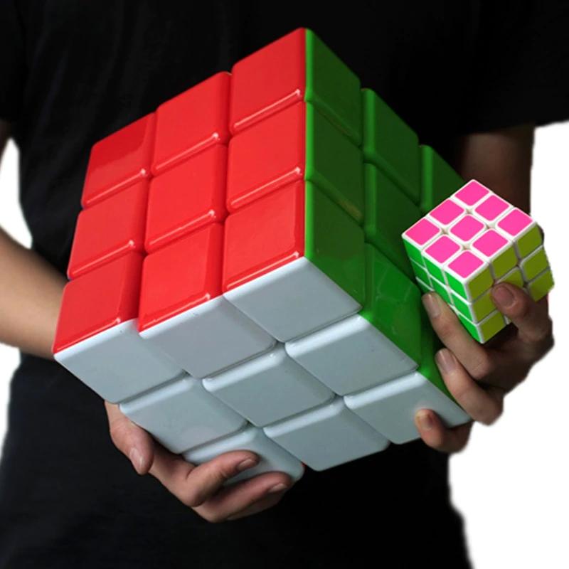 Ogromna Kostka Rubika 18 Cm Ukladanka Logiczna 8508554255 Oficjalne Archiwum Allegro