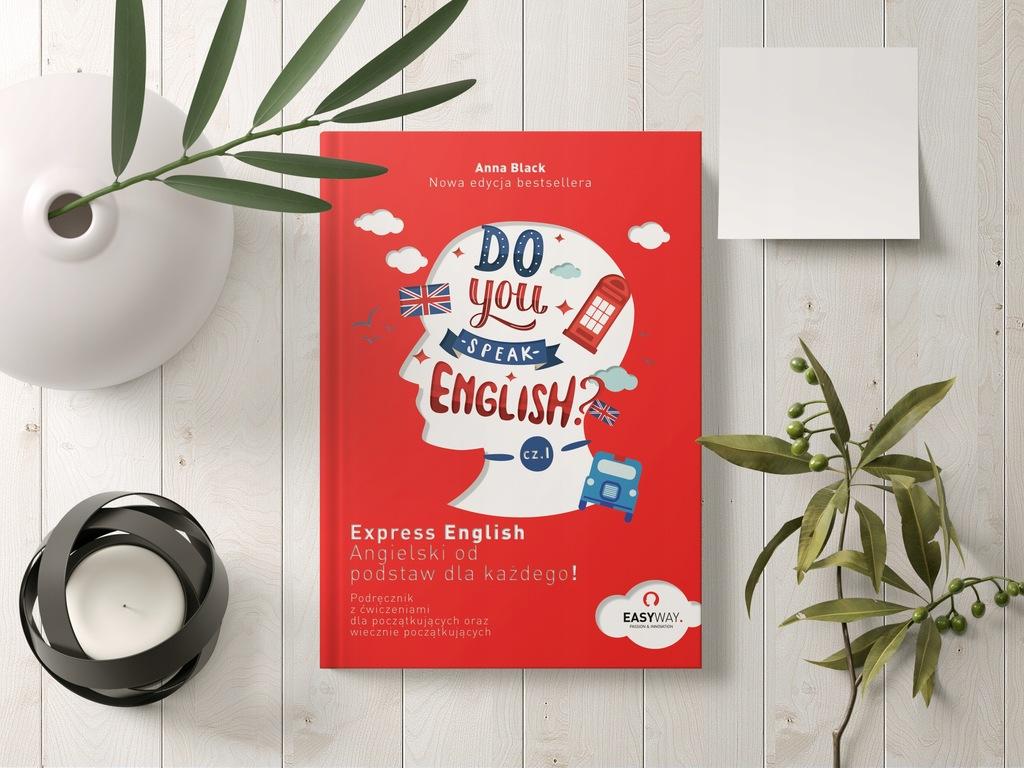 Express English dla początkujących - Bestseller!