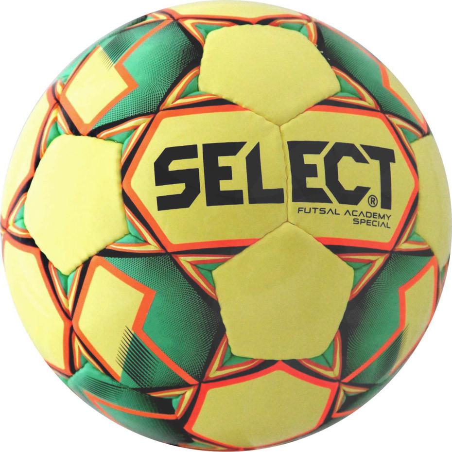 Piłka nożna Select Futsal Academy Special zółto zi
