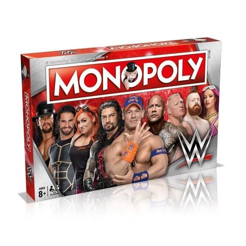 Monopoly. WWE