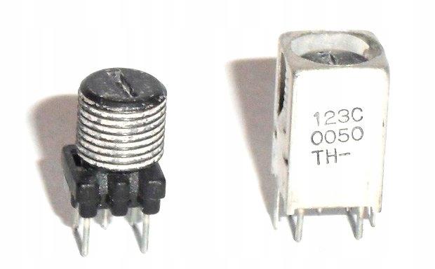 Cewka dostrojcza, dławik regulowany 10szt. CBPAWEX
