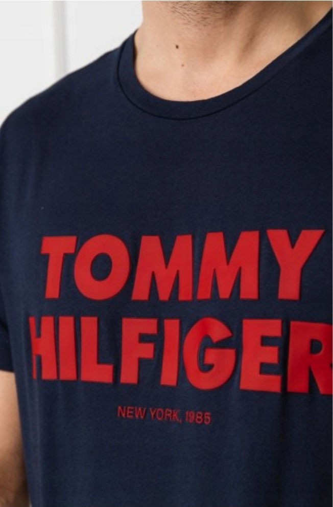 Tommy Hilfiger t-shirt koszulka roz XXL