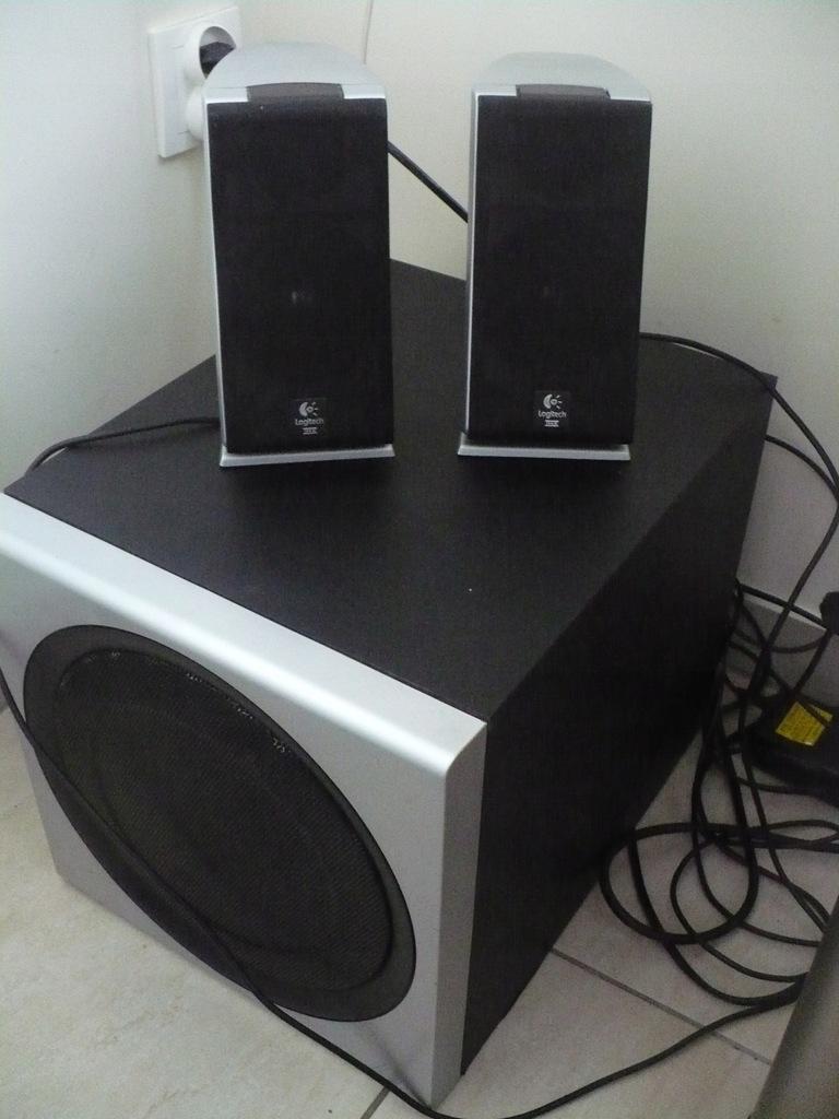 Głośniki Logitech Z-2300 THX 2.1