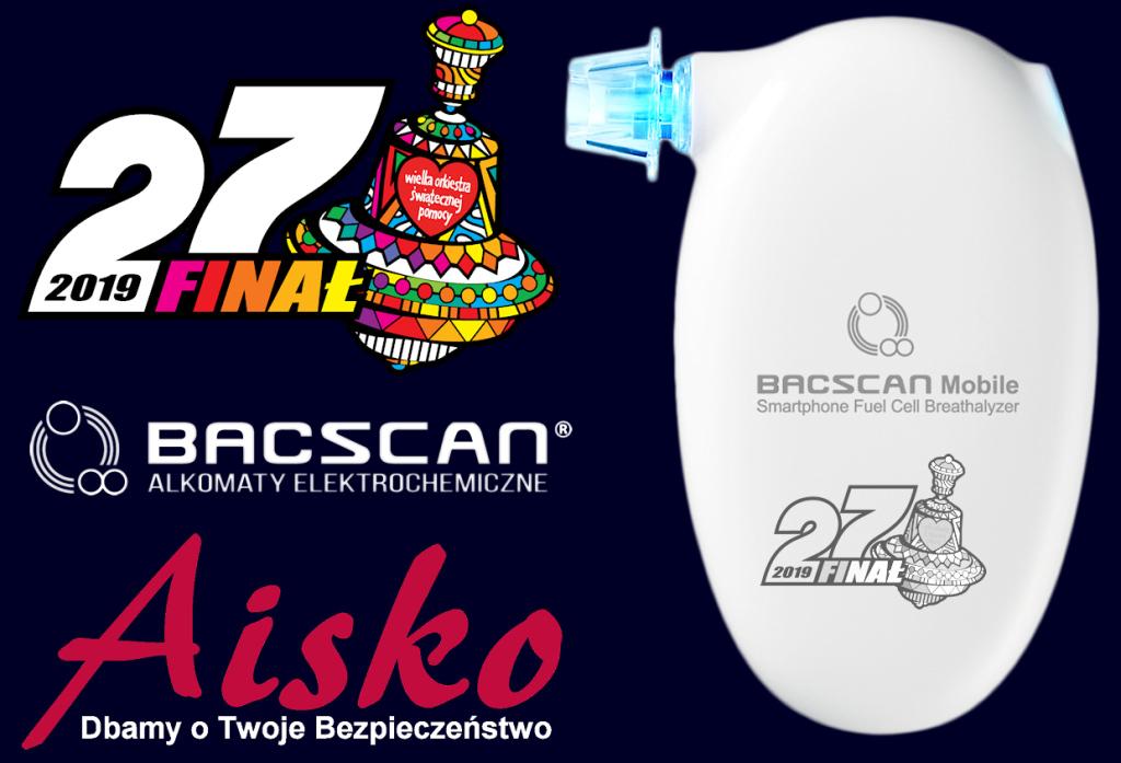 BACSCAN Mobile - Mobilny Alkomat Elektrochemiczny