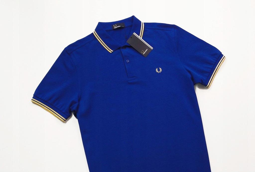 Koszulka FRED PERRY Polo Oryginalna