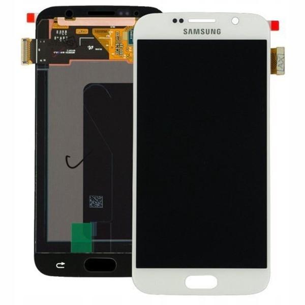 WYMIANA WYŚWIETLACZA NAPRAWA LCD SAMSUNG S6 G920