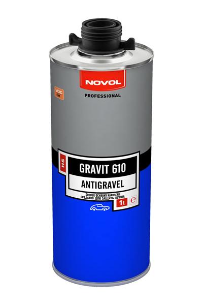 NOVOL GRAVIT 610 baranek ochrona karoserii 1L
