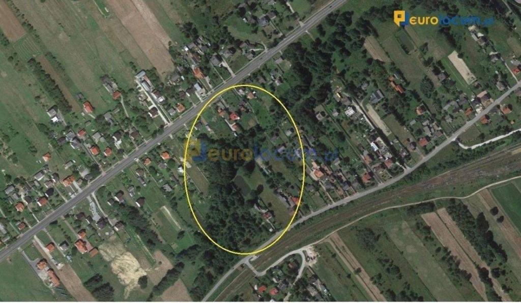 Działka, Czerwona Górka, Łączna (gm.), 8200 m²